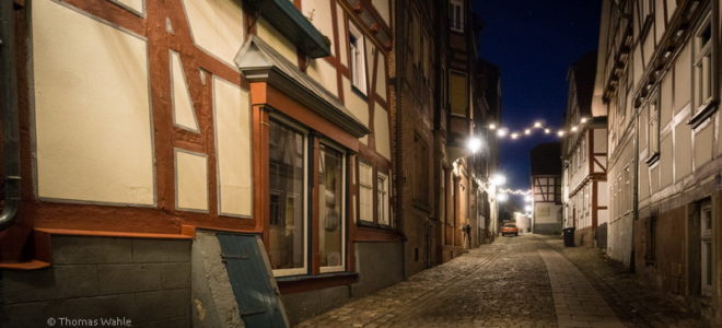 Schlitz - Historische Alststast