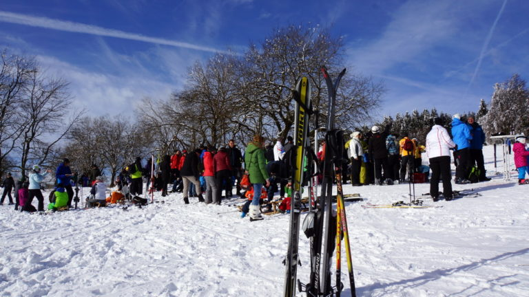 Skipiste Herchenhainer Höhe - Copyright Vogelsberg-Blog