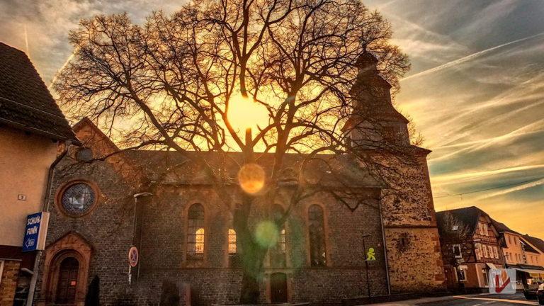 Gedern - evg Kirche