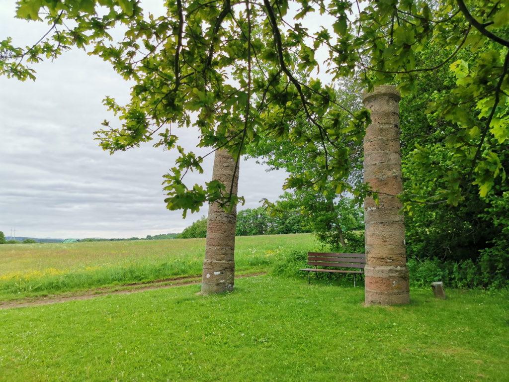 Galgen in Hopfmannsfeld -01 - Vogelsberg - Vogelsbergliebe -