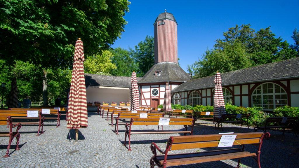 Nidda - Bad Salzhausen - Konzertplatz -Juni 2020 - Vogelsbergliebe