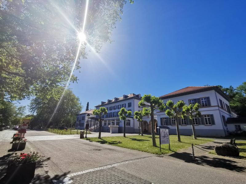 Nidda - Bad Salzhausen - Kurhaus -Juni 2020 - Vogelsbergliebe