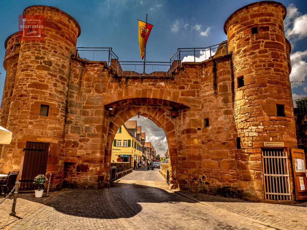 Vogelsbergliebe-Imressionen-Büdingen-Altstadt-Schloss9 - Jerusalemer Tor