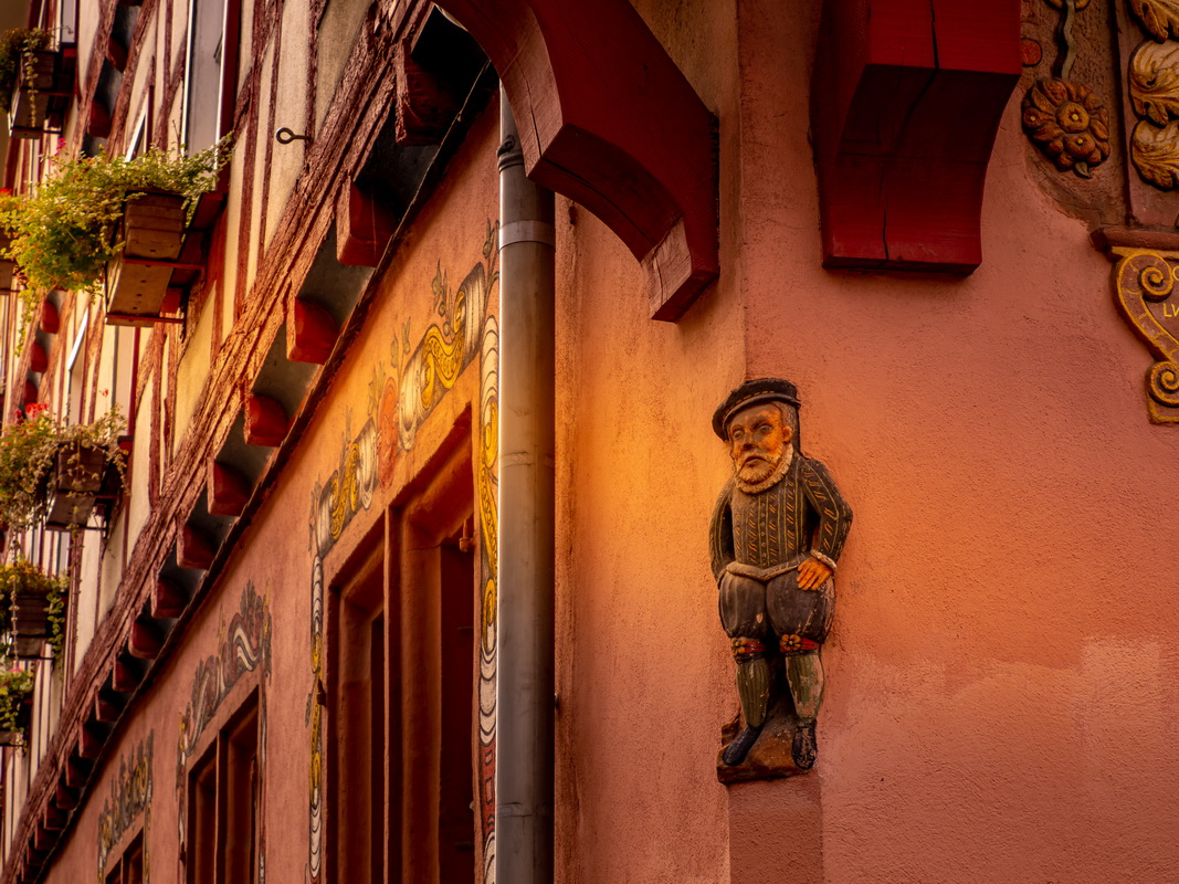 Vogelsbergliebe - Fotowalk - Grünberg - Rathaus