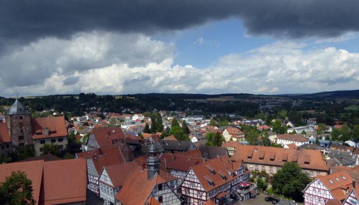 Ansicht Schlitz